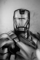 Iron Man by XxJinkinxX