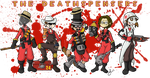 The Deathspensers by Disdainful-Loni