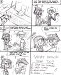 DP Comic - BACK TO THE PAST - p.2 by Witneus