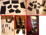 FFXIII Lightning Boots Tutorial by jrhall22