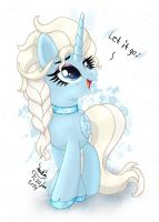 Frozen - Else Pony Let It Go by Joakaha