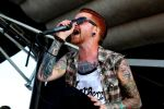 Matty Mullins - Memphis May Fire by racheljphotography