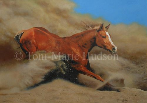 Sandstormer by Canis-Lupess