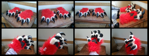 Jax Handpaws by CuriousCreatures