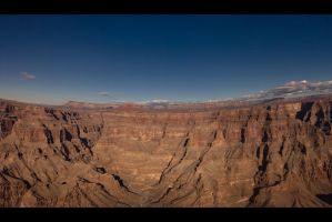 Grand canyon panorama by Dullface