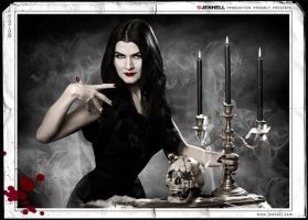 Vampira Tribute 1 by JenHell66