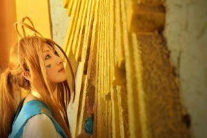 Ah My Goddess   Belldandy by 0hagaren0