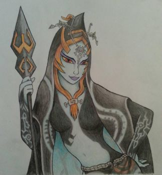 Midna by TwilightPrincess88
