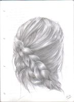 A bunch of hair by Sanavy