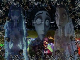 Corpse Bride by CrystalEthelstein