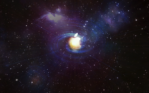 Galactic Apple by Samurai207