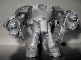 Marauder papercraft by MichelCFK