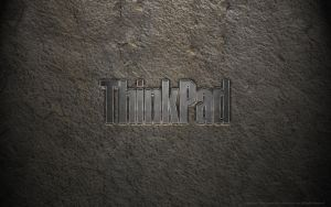 Thinkpad Wallpaper by montevina-n