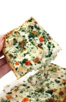 Chicken Club Pizza by chat-noir