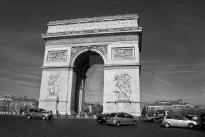 Arc de Triomphe by LJNPhotography
