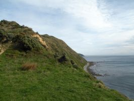 Cliff Stock 2 by adverbial-spectra