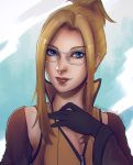 Quistis Trepe by Sonellion