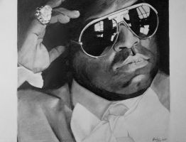Cee Lo Green by kickass-blonde