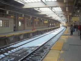 Newark Penn Station by towerpower123