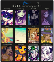 2015 Summary of Art by Ag-Cat