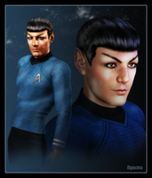 Trek XI Spock by mylochka