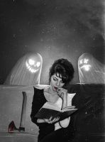 Reading with Ghosts by DominiqueWesson