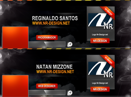 Capa Facebook by nr-design