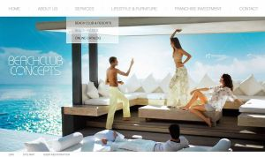 Beach Club Concept by tods
