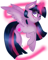 Twilight Sparkle by KnifeLynx