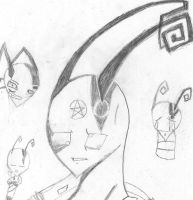 Diamond sketches :3 by colemacgrath24