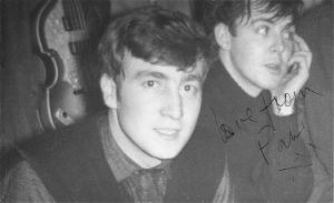 Young John and Paul by ximrealynotokayx