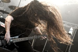 Immolation - Live at Hellfest by RodriguezVillegas