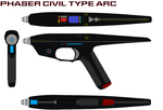 Phaser civil type arc by bagera3005