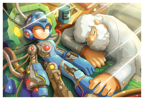For Everlasting Peace! (29th Anniversary Art) by ultimatemaverickx
