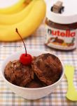 Homemade Nutella-Banana Ice Cream (+recipe) by theresahelmer