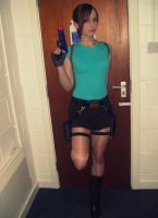 Lara Croft Cosplay 2 by TombRaiderKuchen
