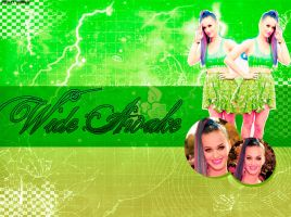 Wide Awake Wallpaper by ElPonyDirectionerxD