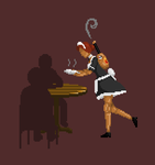 Steam-Powered Maid by scuzy