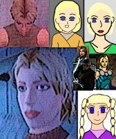 Collage of Marla Whann by LadyIlona1984