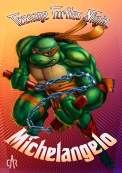 Michelangelo by marmo98