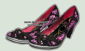 Black Shoes by MartaValentin
