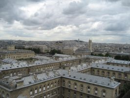 Paris cityscape 4 by CAStock