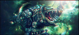 Beast 3D by Nushulica