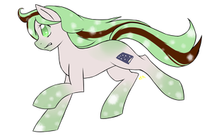 Request - Minty Snow by Doomcakes