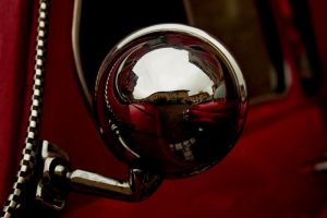 Fiat 500 close up by BohemienStyle