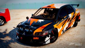 Forza Horizon 2 - Project Time Attack Makeover by deathmachine630