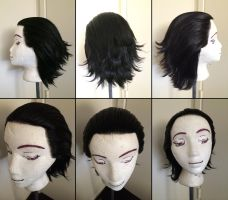 Loki Wig vr.2 from Avengers/Thor by taiyowigs