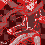 Lavi Icon-Waow I Love Mkaing Icons by ArtisticMii