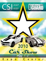 Car Show Poster by noiselessness