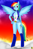 Rainbow Dashy new fit ? by Odiz